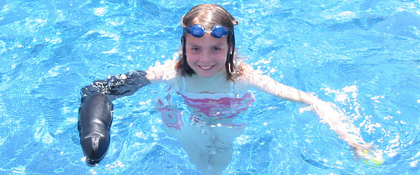 Our 100% waterproof cast covers can be worn when swimming or snorkelling with a broken arm or leg